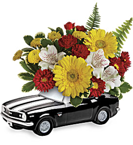 67 Chevy Camaro Bouquet