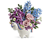 Enchanting Pastel Unicorn Bouquet