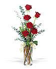 Half a Dozen Roses